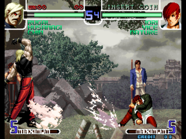 King Of Fighters 2002 Download Zoomtree